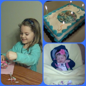 Klara's 5th Birthday